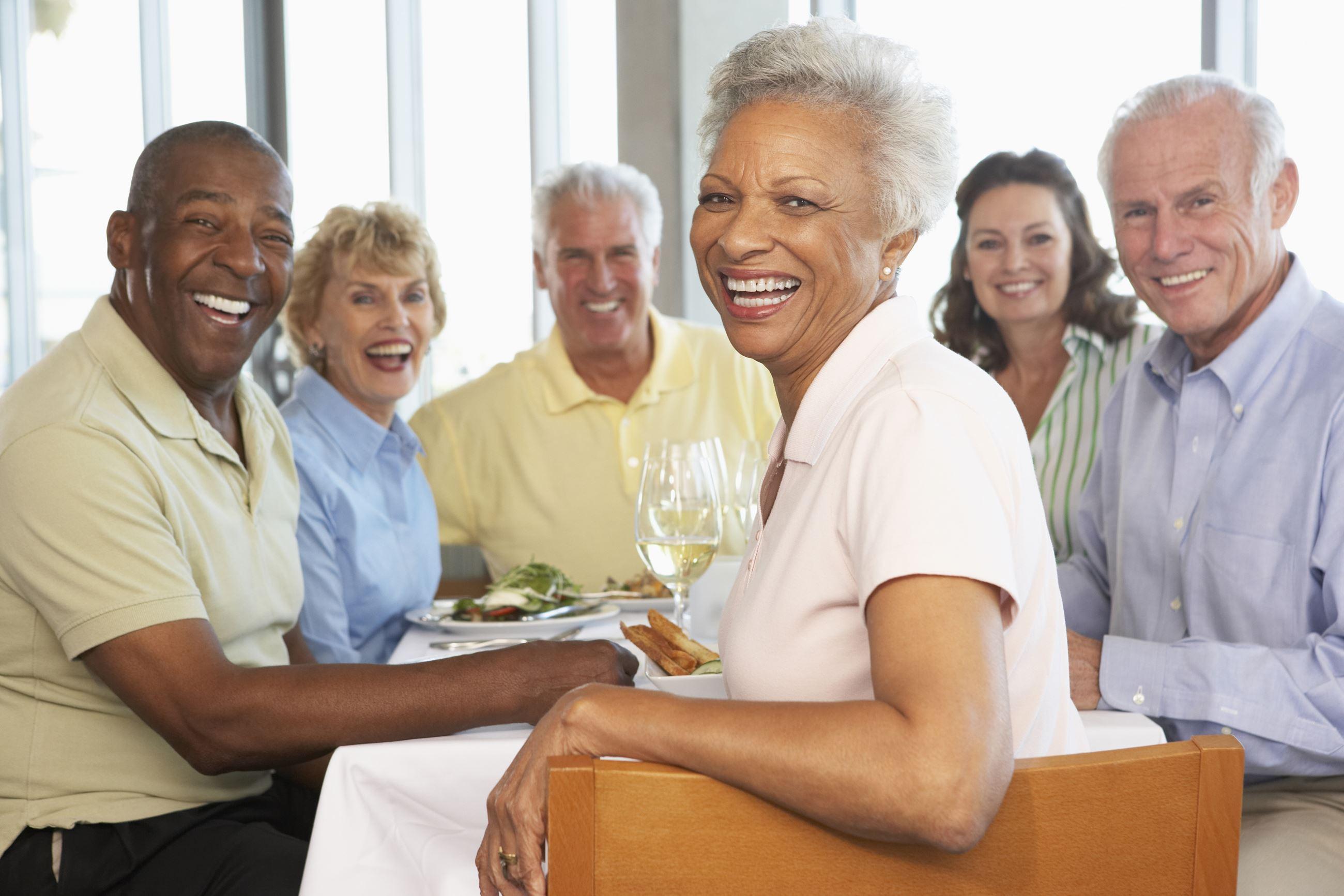 Social Club for Seniors