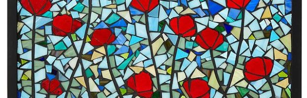 The Cutting Edges of Stained Glass