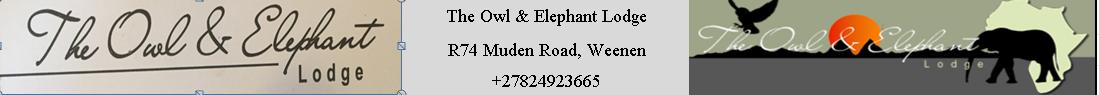 The Owl and Elephant Lodge