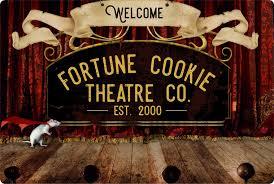 Sylvaine Strike's Fortune Cookie Theatre