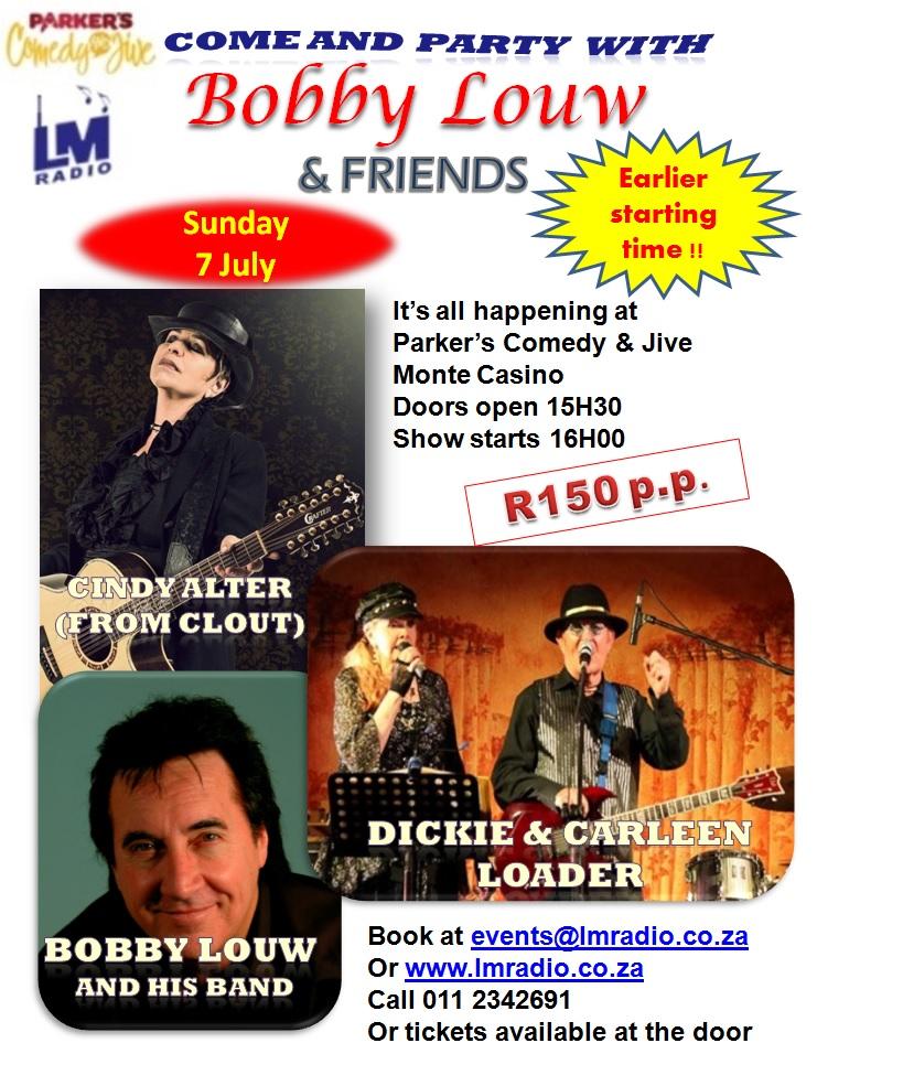Bobby Louw & Friends
