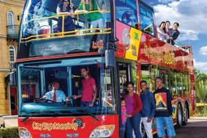 City Sightseeing Johannesburg and Soweto on Open Bus